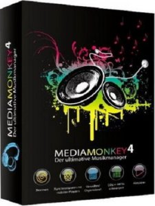 MediaMonkey Gold 4.1.6.1736 Final RePack (& portable) by KpoJIuK [Ru/En]