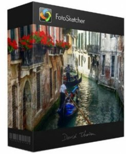 FotoSketcher 3.00 Final + Portable [Multi/Rus]