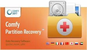 Comfy Partition Recovery 2.3 RePack (& Portable) by AlekseyPopovv [Multi/Rus]