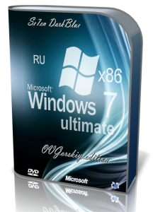 Windows 7 Ultimate SP1 7DB by OVGorskiy® 03.2015 (x86) (2015) [Rus]