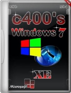 C400's Windows 7 XE Enterprise v.4.3.5 (x86/x64) (2015) [RUS/ENG]