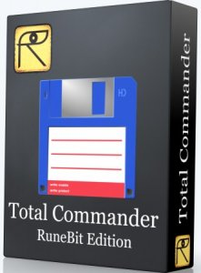Total Commander 8.51a RuneBit Edition 3.0 [Rus/Eng]
