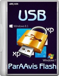 "ParAAvis Flash ""C"" (no testing/support) (x86-x64) (2015) [Rus/Eng]"