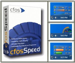 cFosSpeed 10.06 Build 2206 Final RePack by KpoJIuK [Multi/Ru]