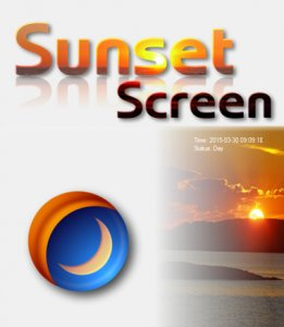 SunsetScreen 1.18 + Portable [Eng]