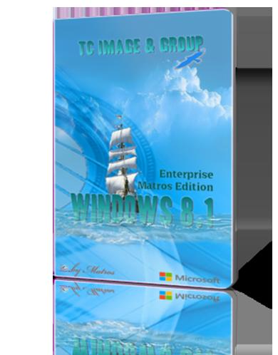 Windows 8.1 Enterprise Matros Edition 07 (x86-x64) (19.04.2015) [RUS]
