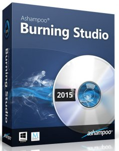 Ashampoo Burning Studio 15.0.4.4 Final RePack (& Portable) by D!akov [Rus/Eng/Ukr]