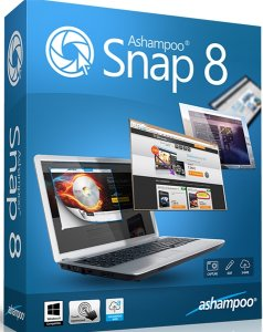 Ashampoo Snap 8.0.2 Final RePack (& Portable) by D!akov [Ru/En]
