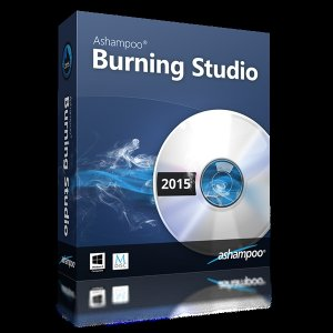 Ashampoo Burning Studio 15.0.4.4 RePack (& Portable) by KpoJIuK [Rus/Eng/Ukr]