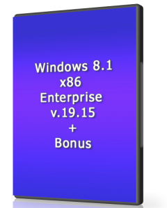 Windows 8.1 Enterprise UralSOFT v.19.15 (x86) (2015) [Rus]