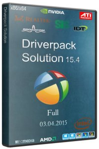 DriverPack Solution 15.4 [Multi/Ru]