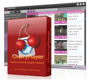 CherryPlayer 2.2.3 + portable [Multi/Ru]