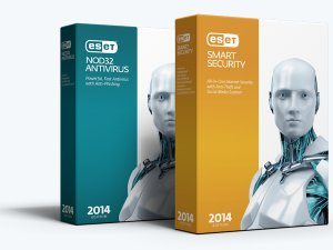 ESET NOD32 Antivirus / Smart Security 8.0.312.3 RePack by KpoJIuK [Rus/Eng]