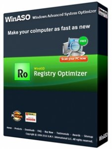 WinASO Registry Optimizer 5.0.0.0 RePack by WYLEK [Rus]