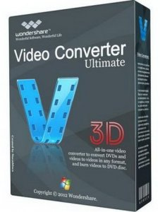 Wondershare Video Converter Ultimate 8.1.1 [Multi/Rus]