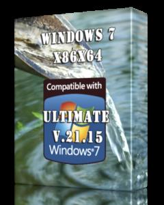 Windows 7 Ultimate SP1 UralSOFT v.21.15 (x86-x64) (2015) [Rus]