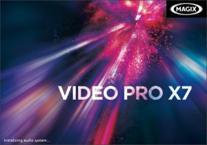 MAGIX Video Pro X7 14.0.0.96 (x64) + Content RePack by pooshock [Rus/Eng]