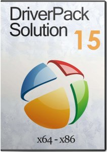 DriverPack Solution 15.4.12 DVD Edition + Драйвер-Паки 15.04.2 (x86-x64) (2015) [Multi/Rus]