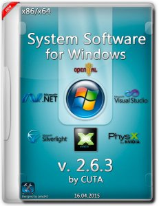 System software for Windows 2.6.3 [Rus]
