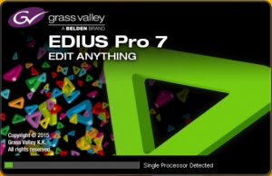 Grass Valley EDIUS Pro 7.50 Build 191 (x64) [En]