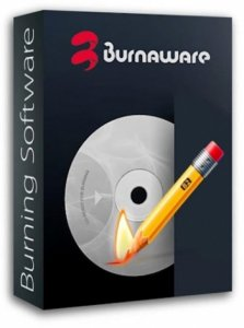BurnAware Professional 8.0 [Multi/Rus]
