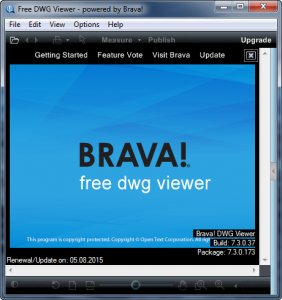 Free DWG Viewer 7.3.0.37 [Eng]