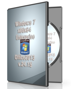 Windows 7 Enterprise Office2013 UralSOFT v.24.15 (x86-x64) (2015) [Rus]