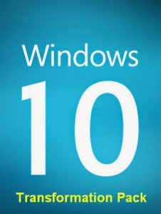 Windows 10 Transformation Pack 3.0 [Eng]