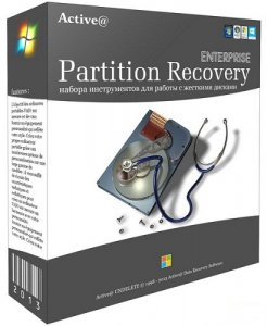 Active Partition Recovery Professional 12.0.1 Final [En]