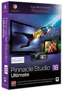 Pinnacle Studio Ultimate 18.5.1.827 + Content + Bonus Content (2015) [Multi/Rus]
