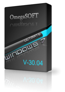 Windows 7 Ultimate SP1 OmegaSOFT v30.04 (x86) (2015) [Rus]