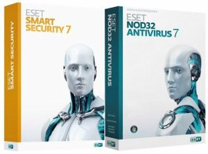 ESET Smart Security + NOD32 Antivirus 8.0.312.3 RePack by SmokieBlahBlah [Rus]