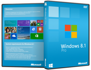 Windows 8.1 Pro Original by -{A.L.E.X.} (х64) (2015) [Eng/Rus]