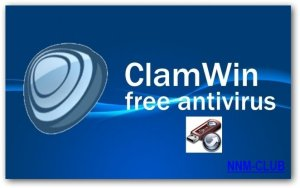 Clamwin Antivirus 0.98.6 + Clam Sentinel + PortableApps [Eng]
