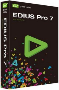 Grass Valley EDIUS Pro 7.50 Build 191 (x64) RePack by PooShock [Eng]