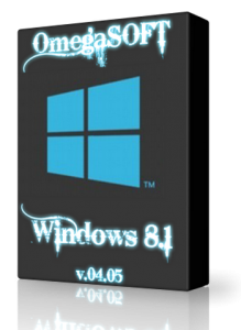 Windows 8.1 Professional by OmegaSOFT v.04.05 (x86) (2015) [Rus]