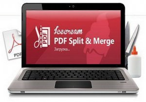 Icecream PDF Split and Merge Pro 2.09 [Multi/Rus]