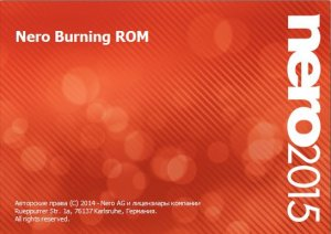 Nero Burning ROM 2015 16.0.02700 Final [Multi/Ru]