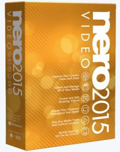 Nero Video 2015 16.0.02500 + Content Packs [Multi/Rus]