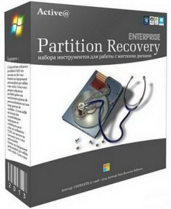 Active Partition Recovery Professional 14.0.0 [Eng]