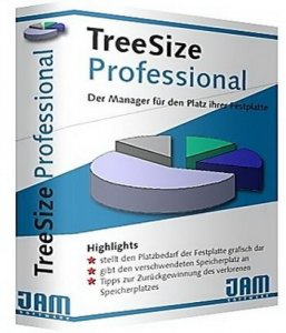 TreeSize Professional 6.2.0.1054 Retail [Eng]