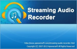 Apowersoft Streaming Audio Recorder 3.4.5 [Multi/Ru]