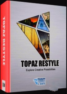 Topaz ReStyle 1.0.0 DC Plug-in for Photoshop RePack by Stalevar [Rus]