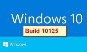 Microsoft Windows 10 Pro (x64-x86) Insider Preview 10.0.10125 (2015) ENG