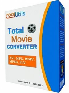 Coolutils Total Movie Converter 4.1.8 [Multi/Rus]