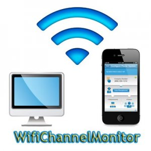 WifiChannelMonitor 1.25 Portable [Rus/Eng]