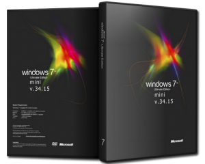 Windows 7 Ultimate by UralSOFT mini v.34.15 (x86/x64) (2015) [RUS]