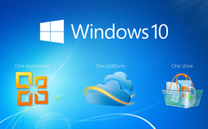 Microsoft Windows 10 Home Insider Preview 10125 x86 EN-RU STORE-SM 2x1 v2 by Lopatkin (2015) Rus/Eng