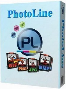 PhotoLine 19.00 [Multi/Rus]
