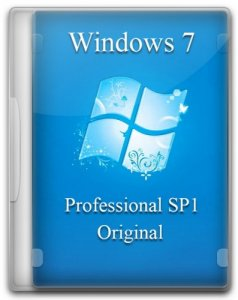 Windows 7 Professional SP1 Original by -{A.L.E.X.}- 25.05.2015 (x64) (2015) [Eng/Rus]